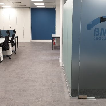 Trefoil completes<br> BMSL, London transformation
