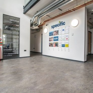 Trefoil proud of<br> latest fit-out project